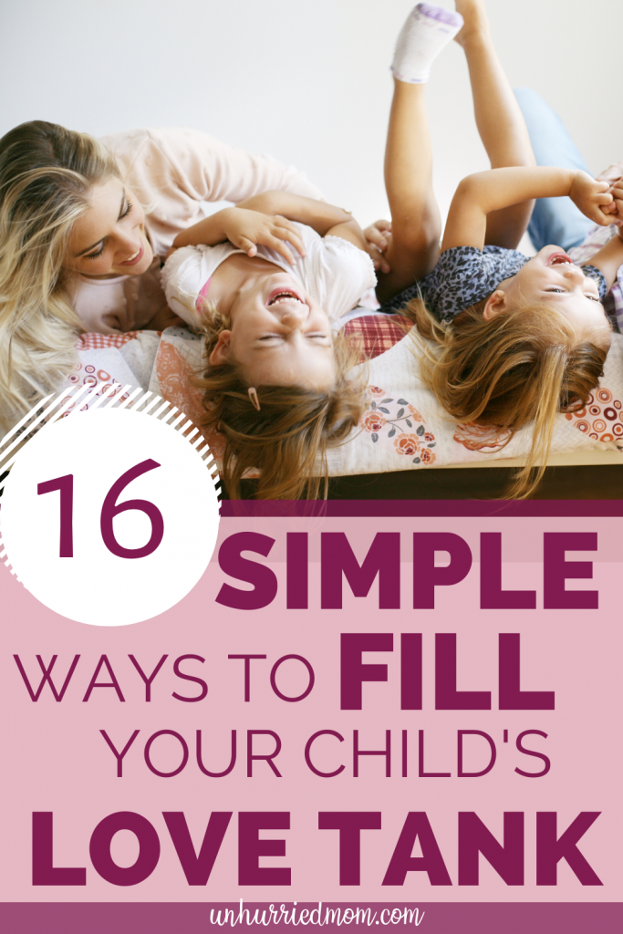 Simple Ways to Connect with Your Child