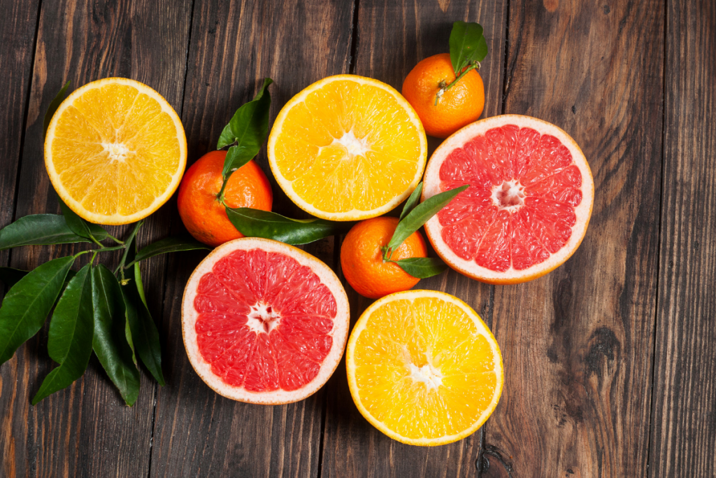 steps to avoid sickness during cold and flu season: vitamin C