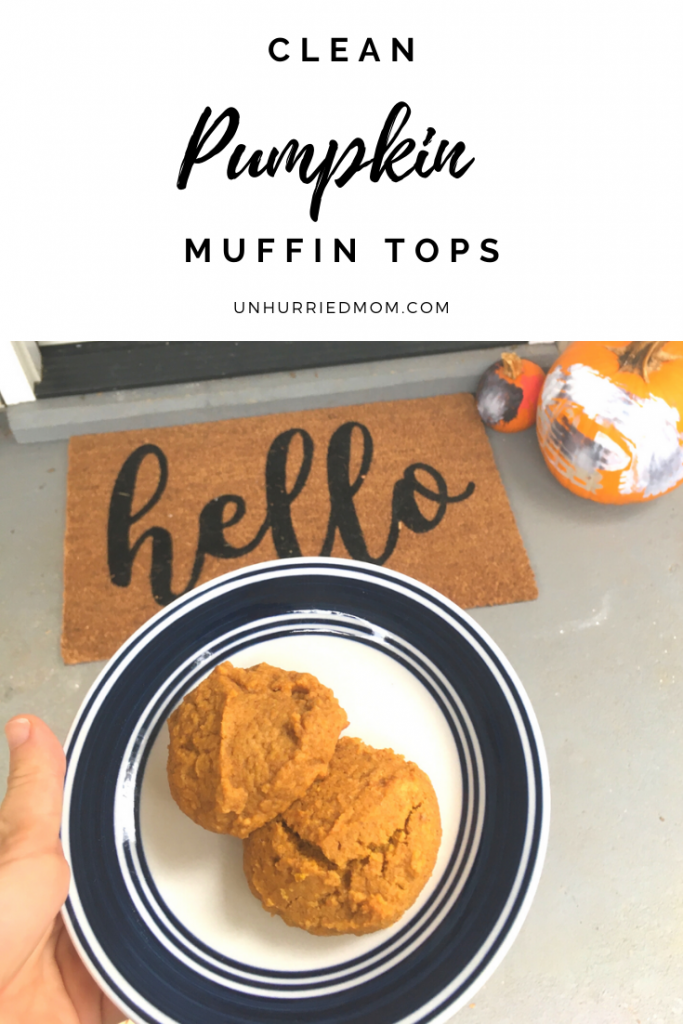 Clean Muffin Tops