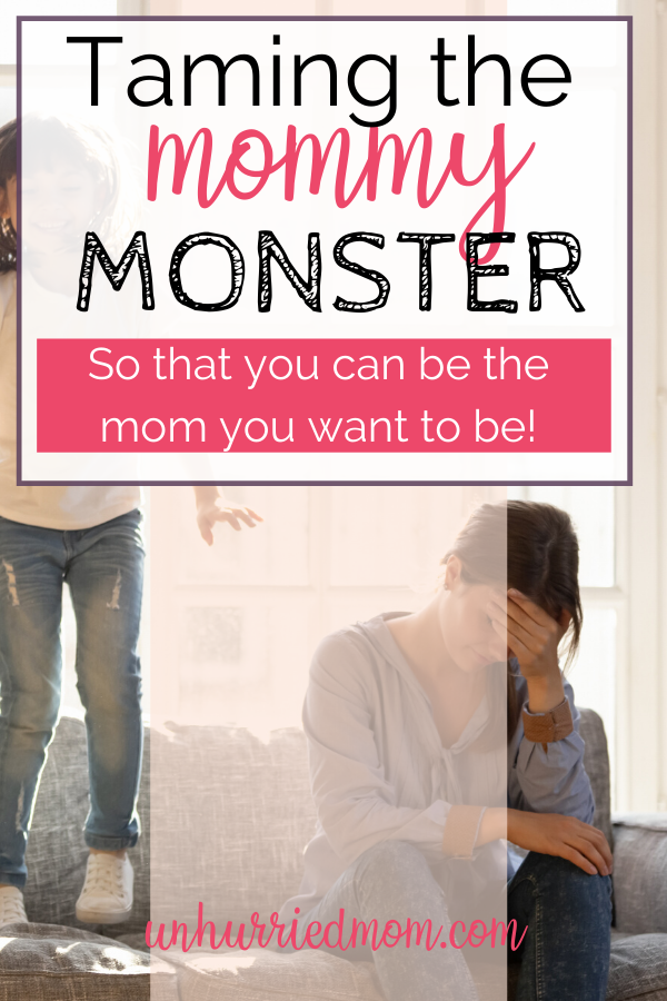 Emotional Regulation for Moms