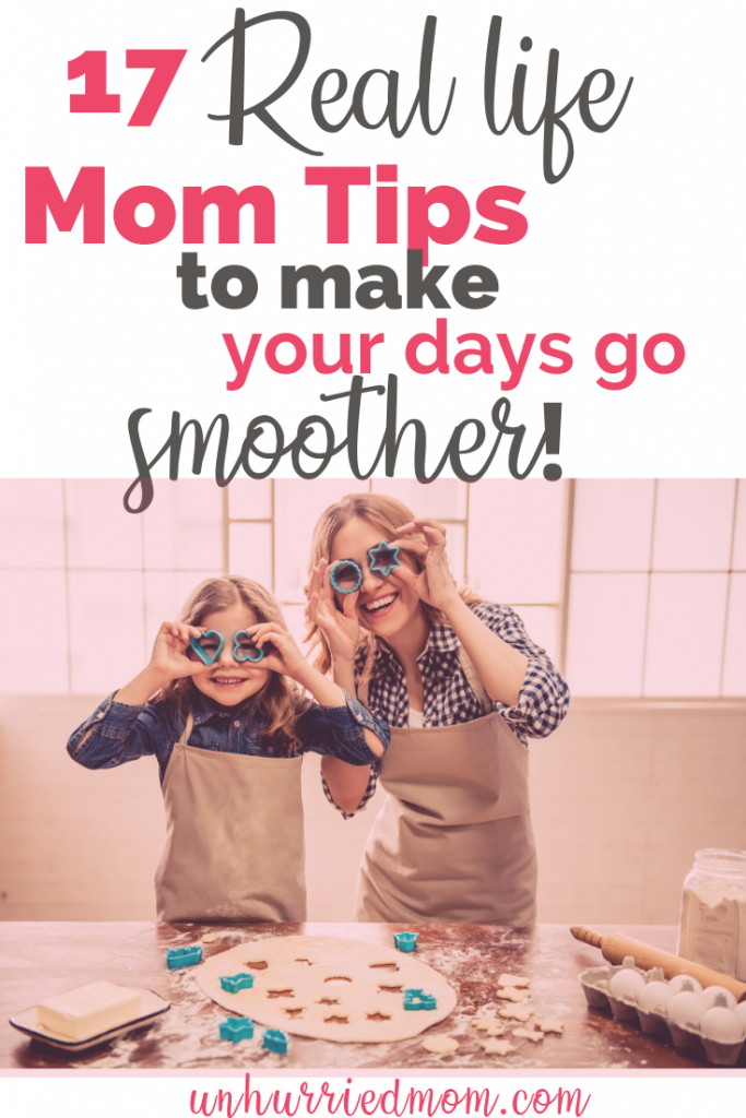 Busy mom survival guide