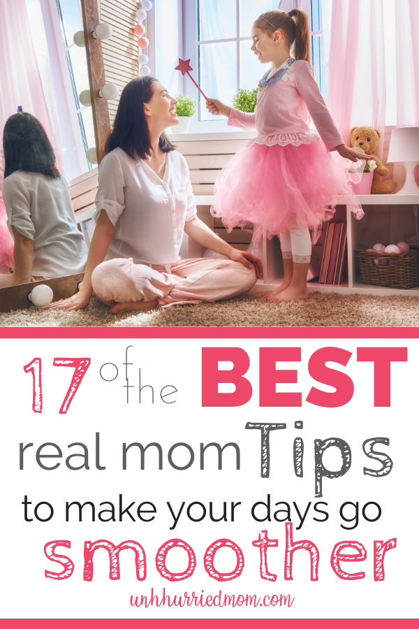 Best mom tips and tricks